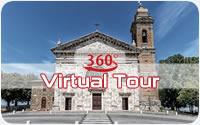Montalcino Chiesa della Madonna del Soccorso